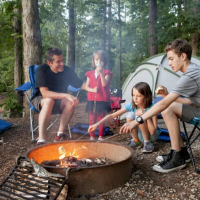 Safety Tips for Camping with Kids