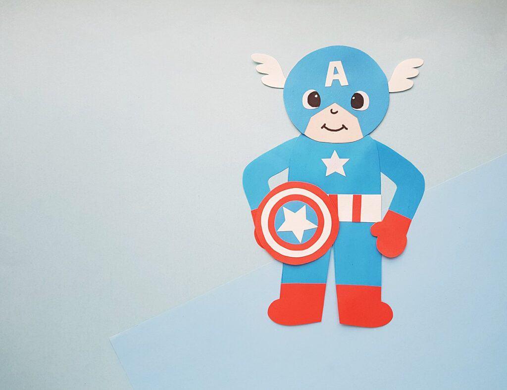 make captain america