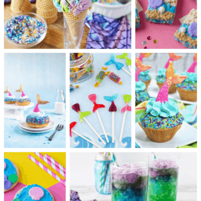 Best Ever Magical Mermaid Party Food Ideas