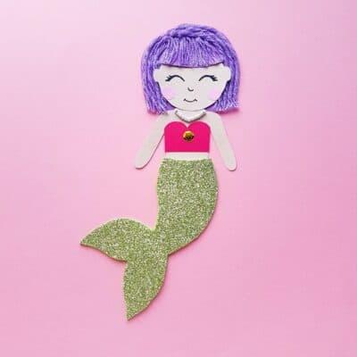 Mermaid Craft