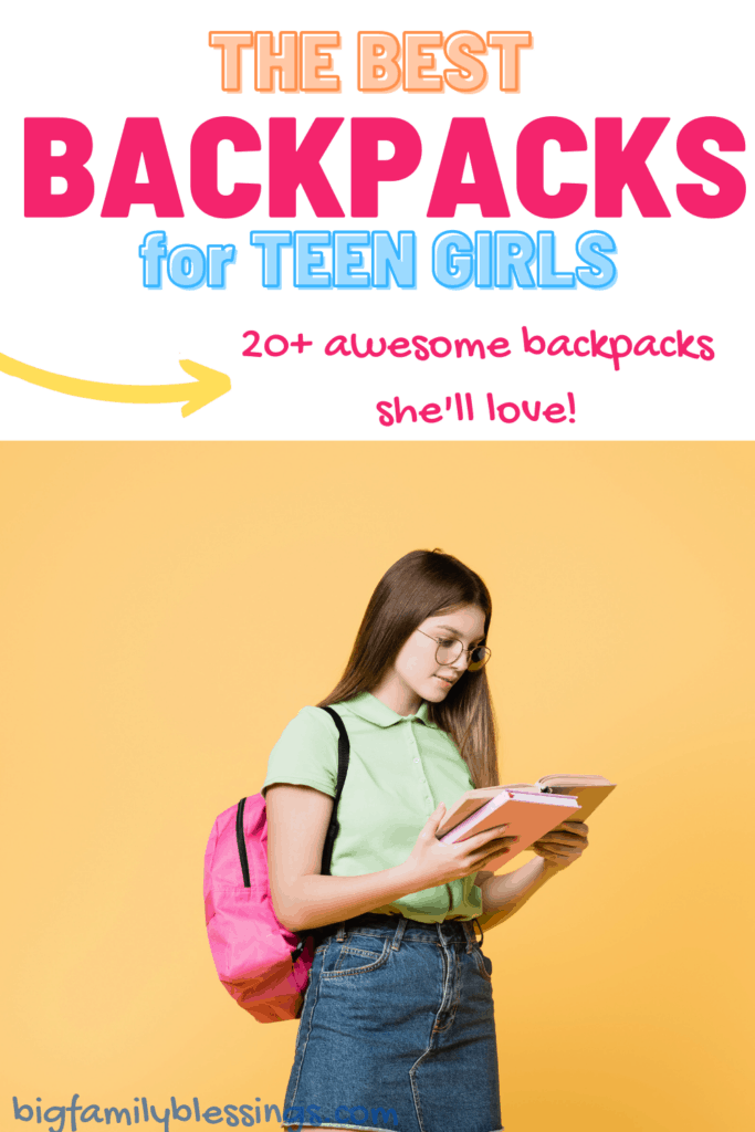 teen girl backpacks