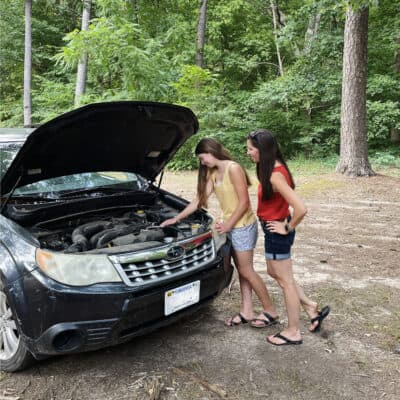 Get Your Teen's Car Ready for Summer
