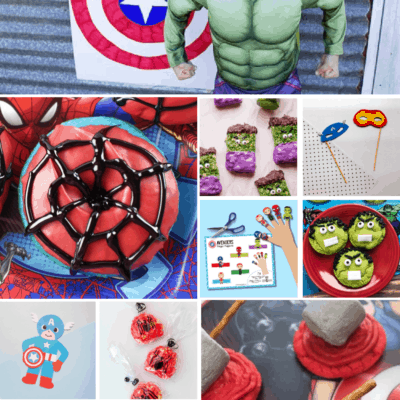 Awesome Avengers Party Ideas