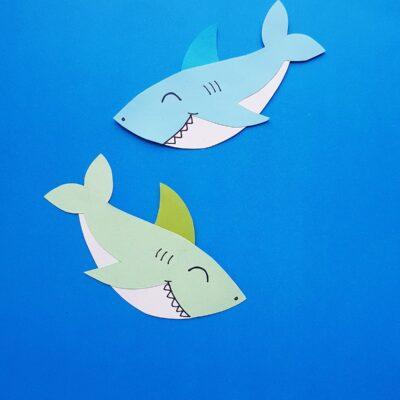 Shark Craft for Shark Week