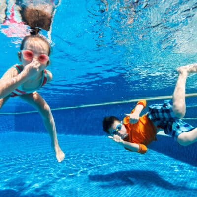 25+ Awesome Swimming Pool Games for Kids
