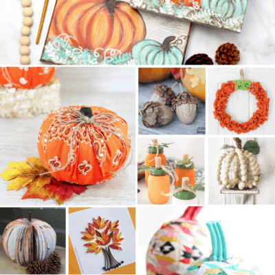 Fabulous Fall Crafts for Teens