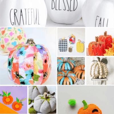 35 Fabulously Fun Pumpkin Crafts for Teens