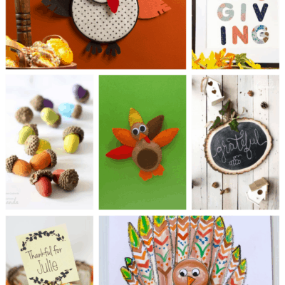 Thanksgiving Crafts Teens Will Love Creating
