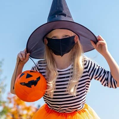 Socially Distant Halloween Games and Activities