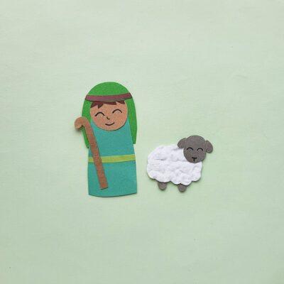 Shepherd and Sheep Craft