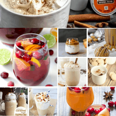 21 Non-Alcoholic Fall Drinks that Taste Like Autumn in a Cup